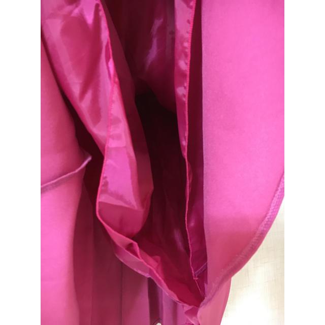 ピンク膝丈スカート♡ レディースのスカート(ひざ丈スカート)の商品写真