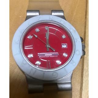カズロックオリジナル(KAZZROCK ORIGINAL)の【お値下げ中】カズロックオリジナル 腕時計 電池切れ (腕時計(アナログ))
