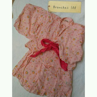 6f49471257fbb ブランシェス(Branshes)のBranshes 浴衣風 甚平 100(甚平 浴衣)