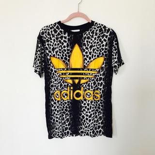 アディダス(adidas)のadidas山田涼介着用♡ジェレミースコットコラボT(Tシャツ(半袖/袖なし))