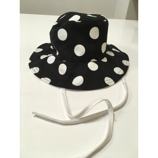 アニエスベー(agnes b.)のアニエス・ベー 新品未使用 子供用帽子 IAE2 E Hat(帽子)