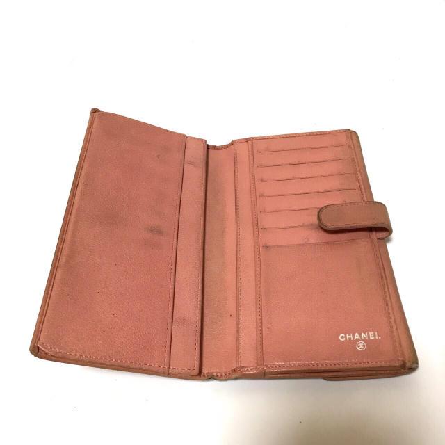 CHANEL(シャネル)の❤️シャネル 長財布  正規品 鑑定済 ❤️ レディースのファッション小物(財布)の商品写真