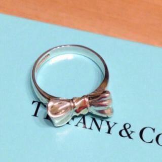 ティファニー(Tiffany & Co.)のティファニー リボンリング(リング(指輪))