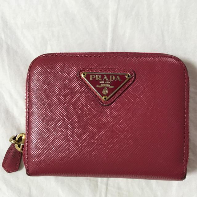 PRADA(プラダ)のPRADA正規品中古 レディースのファッション小物(財布)の商品写真