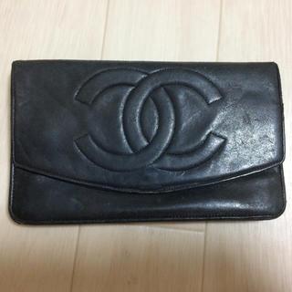 CHANEL(シャネル)のシャネル♡財布 レディースのファッション小物(財布)の商品写真