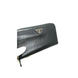 PRADA(プラダ)のPRADA ラウンドファスナー レディースのファッション小物(財布)の商品写真