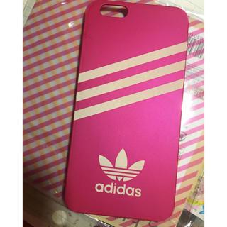 アディダス(adidas)のiPhone6.6sカバー アディダス(iPhoneケース)