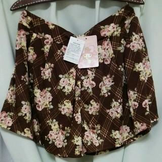 サンリオ(サンリオ)の洋服500均一☆ショートパンツ☆新品☆サンリオ(ショートパンツ)