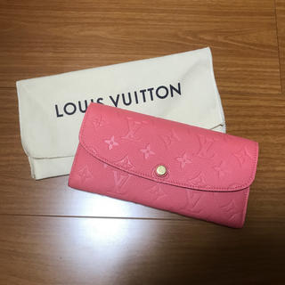 LOUIS VUITTON(ルイヴィトン)のルイヴィトン 新品 アンプラント エミリー ブロッサム レディースのファッション小物(財布)の商品写真