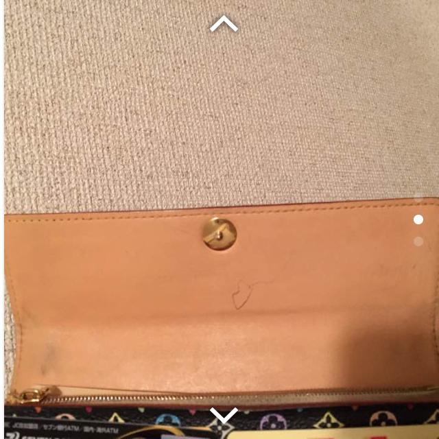 LOUIS VUITTON(ルイヴィトン)のLv 財布 レディースのファッション小物(財布)の商品写真