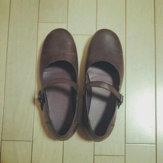 無印良品 レザーシューズ(ローファー/革靴)