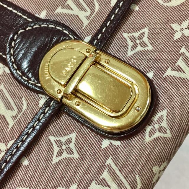 LOUIS VUITTON(ルイヴィトン)のルイ・ヴィトン☆モノグラム・イディール ポルトフォイユ・サラ 財布 レディースのファッション小物(財布)の商品写真