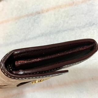 LOUIS VUITTON(ルイヴィトン)の【確認ページ】ルイ・ヴィトン ☆ モノグラム・イディール ポルトフォイユ・サラ レディースのファッション小物(財布)の商品写真