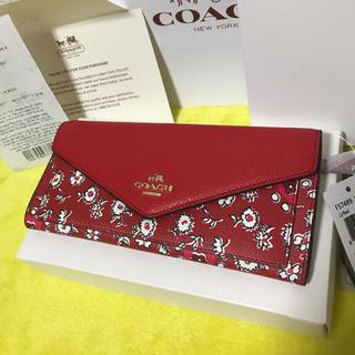 COACH(コーチ)の翌日お届け コーチ 長財布 COACH 新品 未使用品 レディースのファッション小物(財布)の商品写真