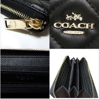 COACH(コーチ)の★値段交渉求む・購入価格半額表示・新品・即日発送★コーチ長財布 レディースのファッション小物(財布)の商品写真