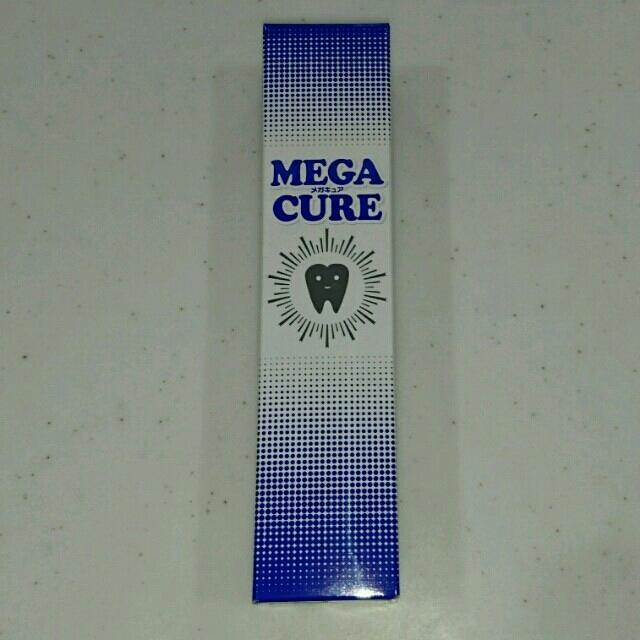 メガキュア MEGACURE コスメ/美容のオーラルケア(歯磨き粉)の商品写真