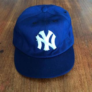 New York Yankees ニューヨークヤンキースビ70sキャップキッズ用(帽子)