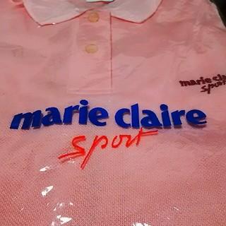 マリクレール(Marie Claire)の新品  マリークレールポロシャツ (ポロシャツ)