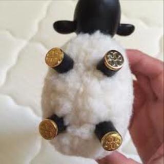 トリーバーチ(Tory Burch)のトリーバーチ 非買品 羊のチャーム(その他)