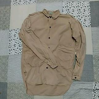 プラスホテルバイケイブロスアンドシーオー(+Hotel by K-Bros & Co)のテンダー TENDER tailシャツ サイズ1(シャツ)