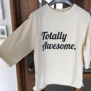 シェル(Cher)のcherのロゴTシャツ(Tシャツ(半袖/袖なし))