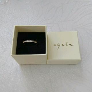 アガット(agete)のアガット リング 指輪 (リング(指輪))