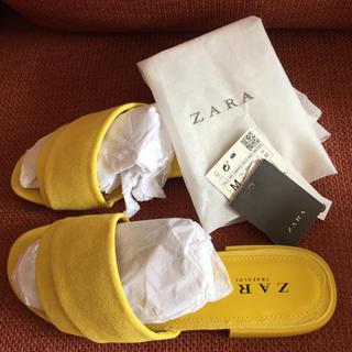 ザラ(ZARA)のZARA (サンダル)