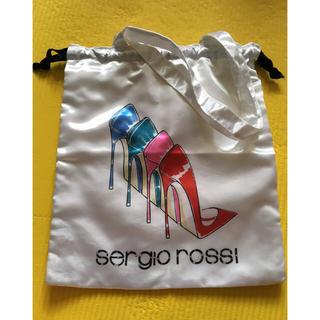 セルジオロッシ(Sergio Rossi)のSergio rossi付録 巾着袋(トートバッグ)