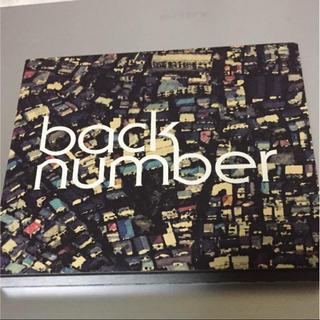 バックナンバー(BACK NUMBER)のバックナンバー ラブストーリー 初回B(ポップス/ロック(邦楽))