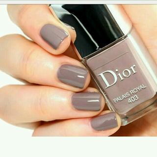 ディオール(Dior)のディオールヴェルニ 403 PALAIS ROYAL(マニキュア)
