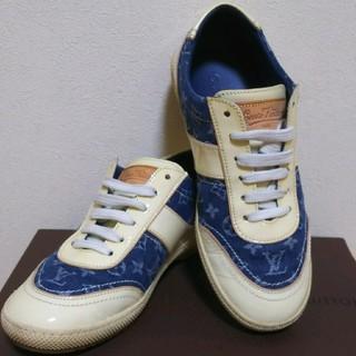 ルイヴィトン(LOUIS VUITTON)のLOUIS VUITTON shoes 34 【正規品】(スニーカー)
