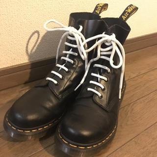ドクターマーチン(Dr.Martens)の【annaさんお取り置き】ドクターマーチン 24.5〜25cm(ブーツ)