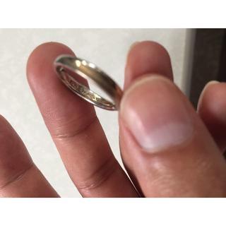 ヨンドシー(4℃)の4Cの指輪(リング(指輪))