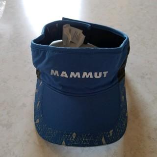 マムート(Mammut)のMAMMUT サンバイザー(登山用品)