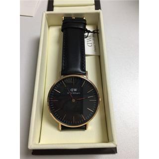 ダニエルウェリントン(Daniel Wellington)の腕時計 ダニエルウェリントン ウォッチ DW00100127 新品(腕時計(アナログ))
