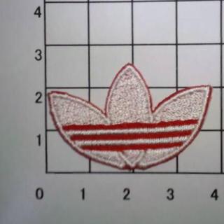 アディダス(adidas)のadidas アイロンワッペン(各種パーツ)
