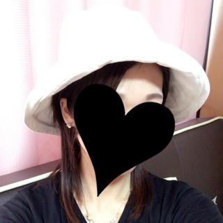 シマムラ(しまむら)の日除け UV加工 帽子(ハット)