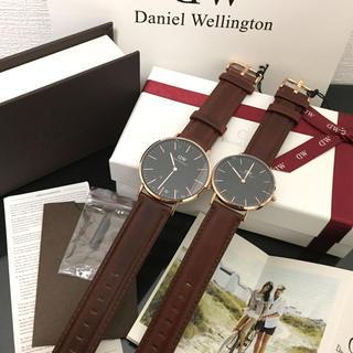 ダニエルウェリントン(Daniel Wellington)のあなご様専用(腕時計(アナログ))