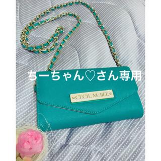 セシルマクビー(CECIL McBEE)のショルダー財布(ショルダーバッグ)
