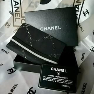 シャネル(CHANEL)のシャネル三つ折り財布(財布)