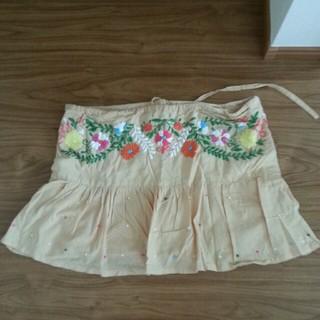 シェル(Cher)の再再再値下げ☆char 刺繍ミニスカート(ミニスカート)