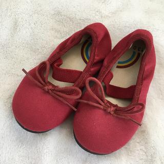 ムジルシリョウヒン(MUJI (無印良品))の無印 ベビー靴(スリッポン)