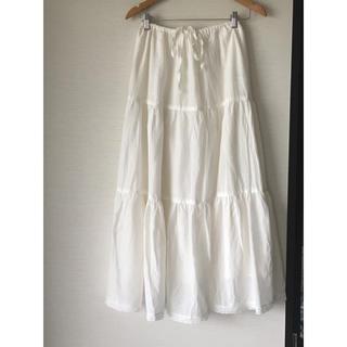 ノーブル(Noble)のスピックアンドスパン ノーブルマキシスカート(ロングスカート)