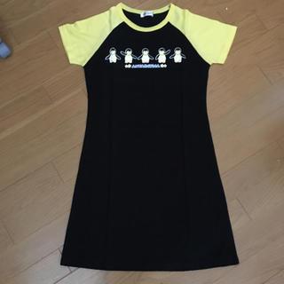 Tシャツワンピ(ワンピース)