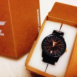 ボーイロンドン(Boy London)のBOY 腕時計(腕時計)