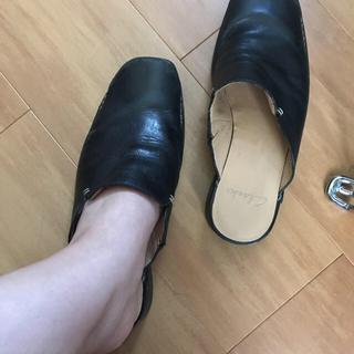 クラークス(Clarks)のクラークス 黒の靴(ローファー/革靴)