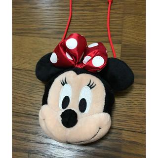 ディズニー(Disney)のミニー  ポシェット♡(キャラクターグッズ)