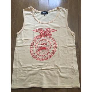 アーペーセー(A.P.C)のAPC タンクトップ Tシャツ ジーンズ  アングリッド ビームス (タンクトップ)