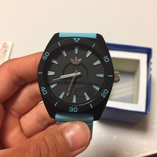 アディダス(adidas)のアディダス 腕時計(ラバーベルト)