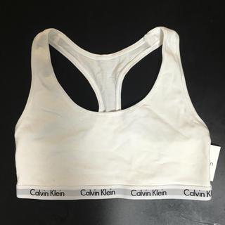 カルバンクライン(Calvin Klein)の新品!Calvin Klein 下着 トップス ブラのみ♡(ブラ)